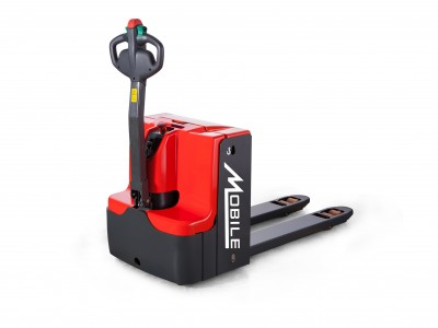 Introduction of Self-Propelled Walkie Pallet Truck model # ESPT44WLH